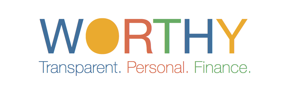 Worthy – Transparent. Personal. Finance.